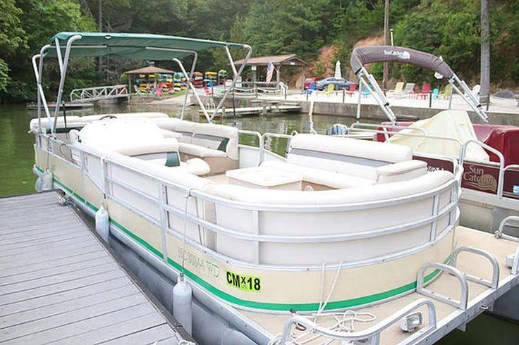 Lake lure boat rentals pontoon boat rentals north