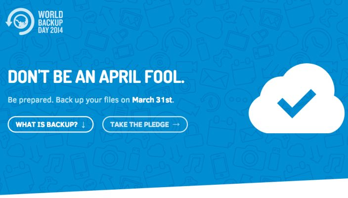 The best storage, drives, and NAS deals & tips for World Backup Day 2014