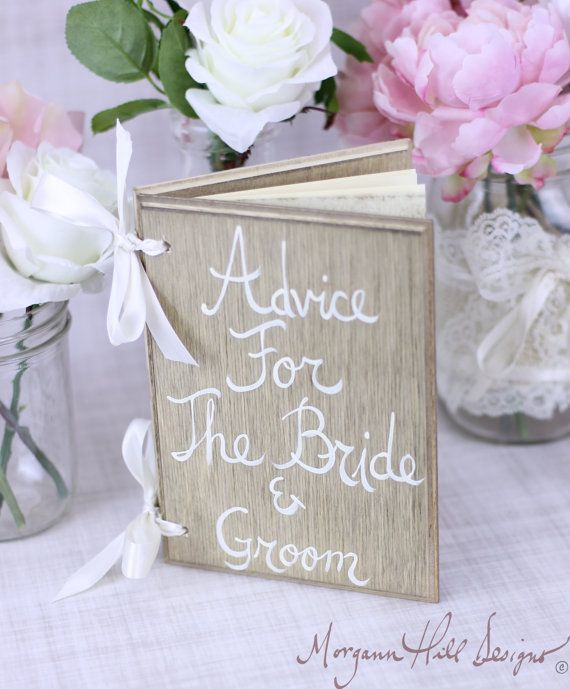 Rustic Guest Book Barn Country Wedding Decor by braggingbags, $34.99