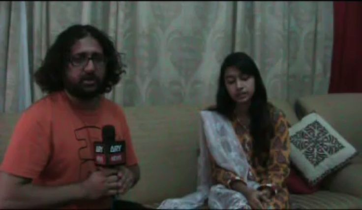 Aafia's Daughter Maryams Letter to Maryam Nawaz Sharif