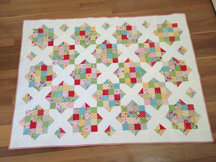 90 best Quilt Rosemary's images on Pinterest | Bedspreads, Block ... : goodnight irene quilt - Adamdwight.com