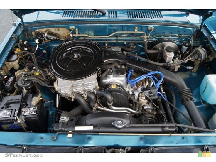 1993 Mazda BSeries Truck B2200 Regular Cab Engine Photos