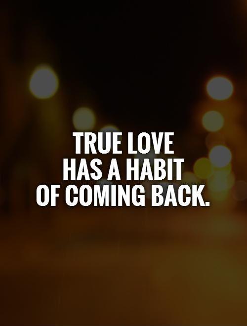 has a habit...