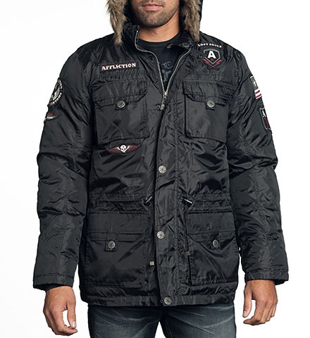 Men's Jackets | Affliction Clothing