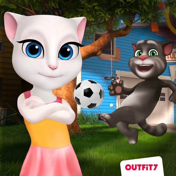 Pin by ana garcia on talking Angela and friends My