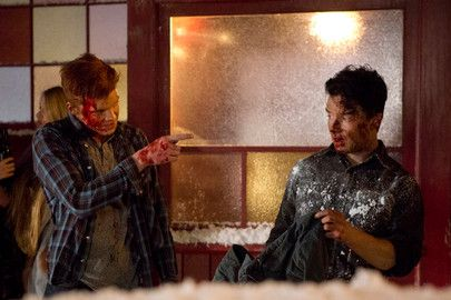 The Best-Written Gay Couple on Television Is Hiding on a Guilty-Pleasure Show- Ian and Mickey <3 <3
