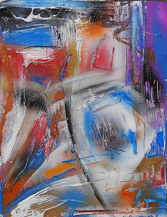 Non-figurative, non-objective art, contemporary Masters, Contemporary Abstract Fine art, Ulrich de Balbian, www.newstylesgallery.info If you buy a print you could win the original worth US$1,000,000+. Every home deserves a De Balbian, it is a treat for the soul.