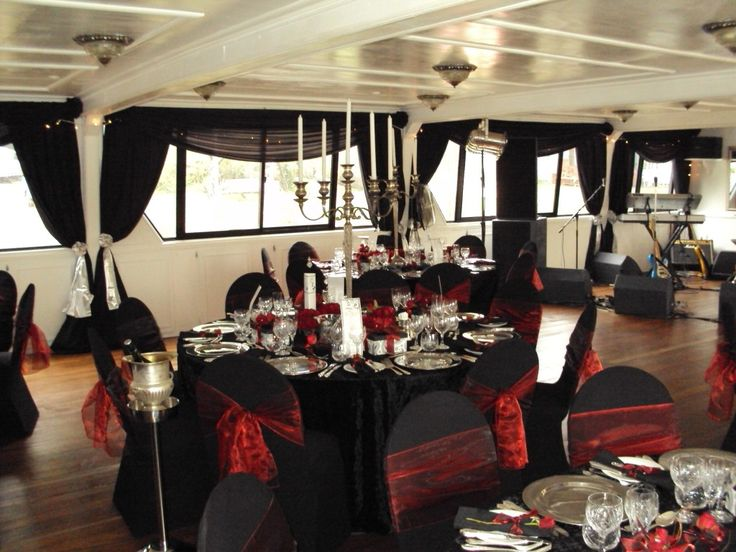 Corporate function hosted aboard The Spirit of Jen on the Vaal River