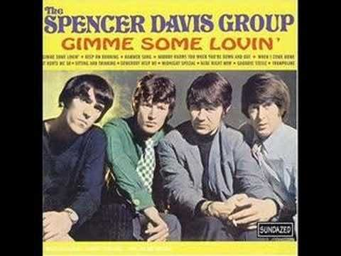 """▶ The Spencer Davis Group - """"Hey Darling"""" [From their self titled 1966 album]"""