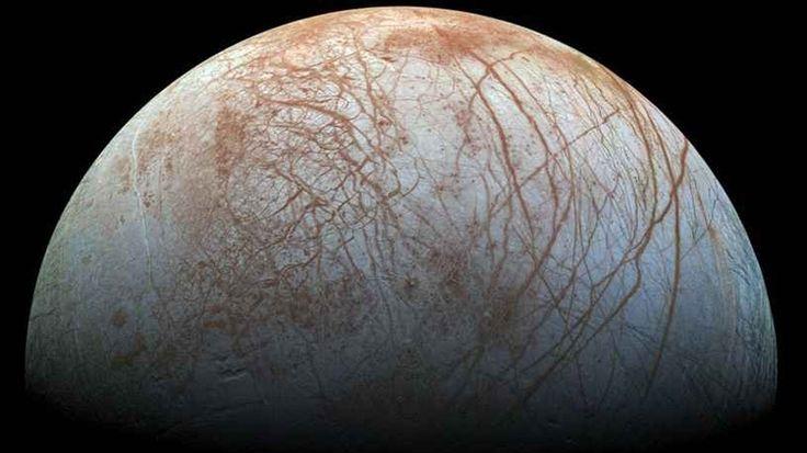 La NASA : des jet de vapeur d'eau qui pourrait conduire à la découverte d'une vie extraterrestre sur l'une des lunes de Jupiter ?