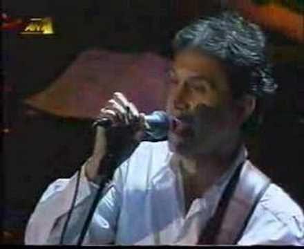 George Dalaras, fav Greek singer.