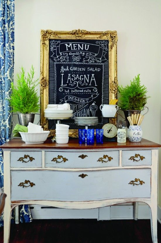 126 Best Console Buffet Table