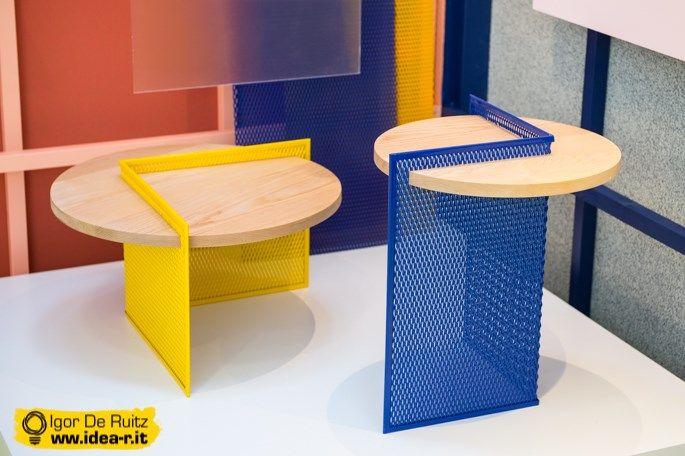 Percèe by Dominik Dennstädt (Milano Design Week - Tortona)