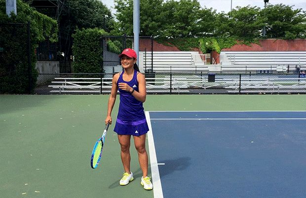Tennis Tips: How to Serve