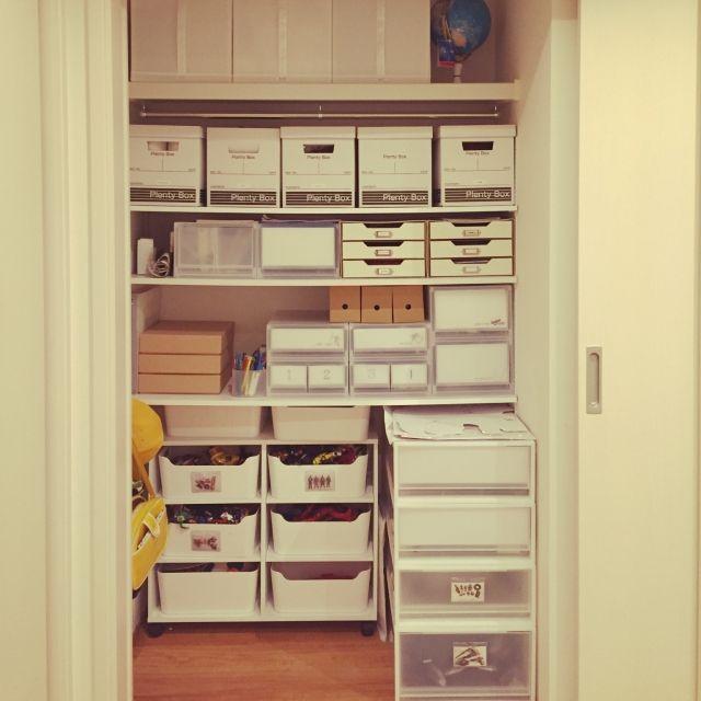 これいいね♪押入れの上手な収納術とアイデア活用法 | RoomClipMag | 暮らしとインテリアのwebマガジン