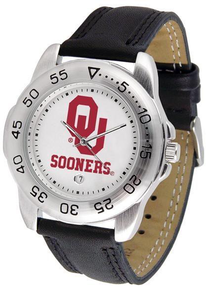 Oklahoma Sooners Sport Watch