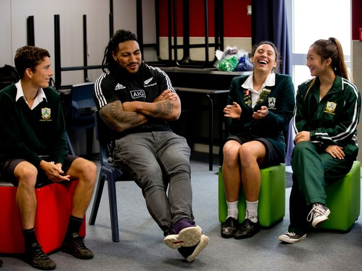 All Black great Ma'a Nonu has opened up in a rare and revealing interview with the  Herald , admitting the off-field job of being a role model has been his biggest challenge. - New Zealand Herald