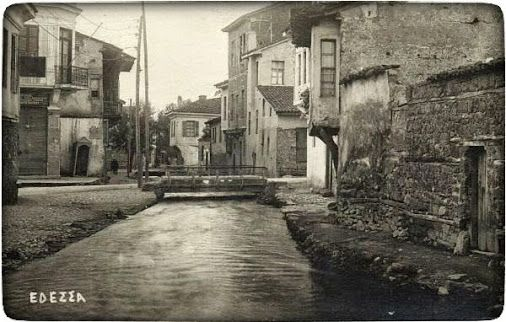 EDESSA-MACEDONIA-GREECE 1920