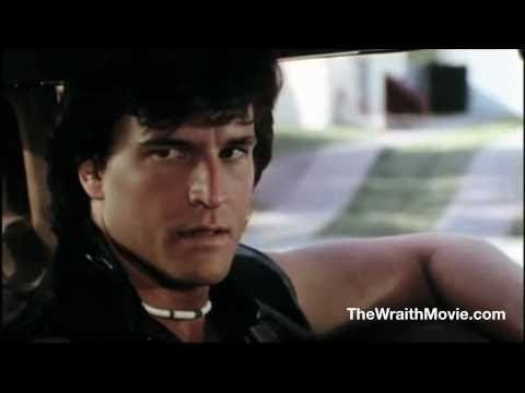 The Wraith Movie Trailer 1986 HD