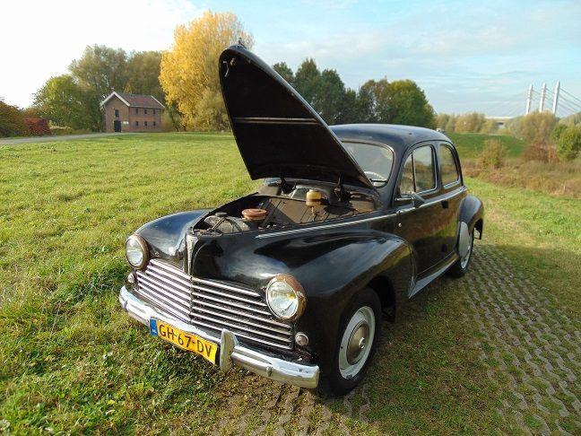 Peugeot - 203 - 1957