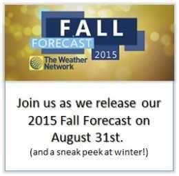Fall Forecast Promo image