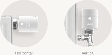 Control multiple heating zones: You can add additional Smart Radiator Thermostats to your Smart Radiator Starter Kit to control more radiators individually.