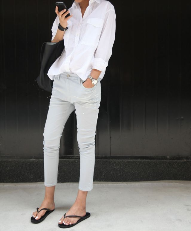 casual & perfectly chic