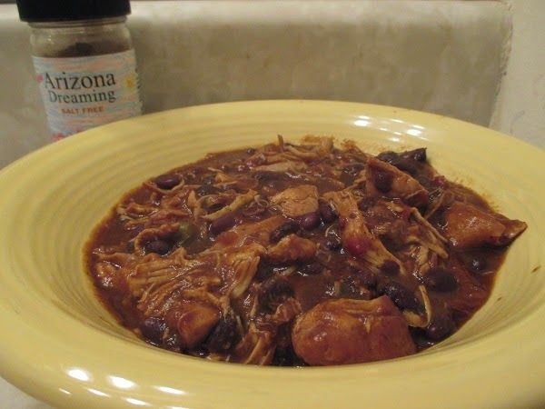 Slow Cooker Chicken Tortilla Soup with Penzeys Arizona Dreaming – Marie, Let's Eat!
