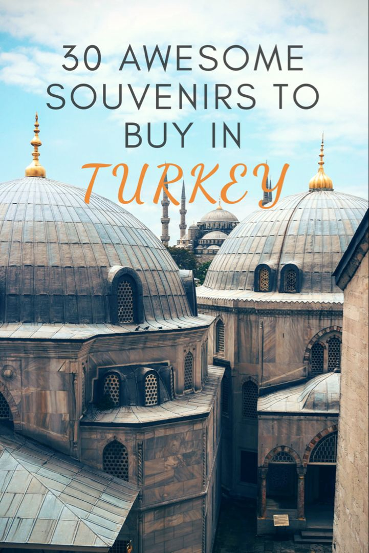 30 Awesome Souvenirs to Buy in Turkey
