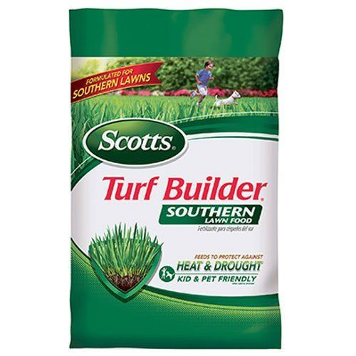 Scotts Turf Builder Southern Lawn Fertilizer with 2% Iron  14 lb. (Sold in select Southern states)