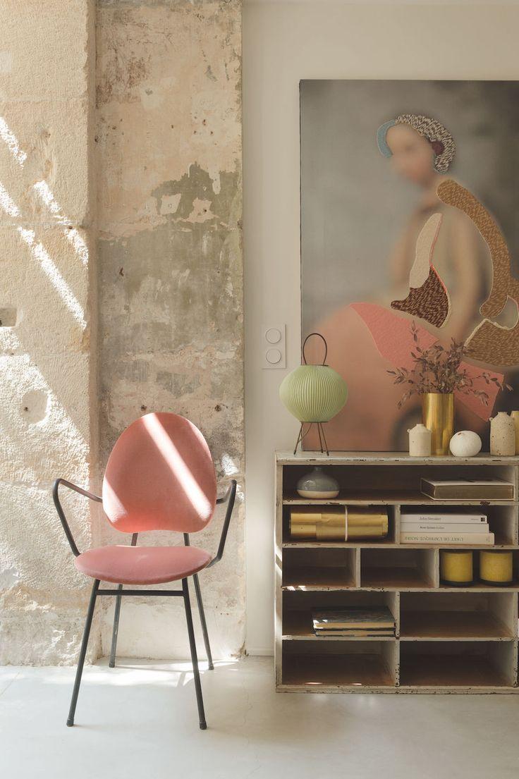Chez Marie et Gilles   MilK decoration
