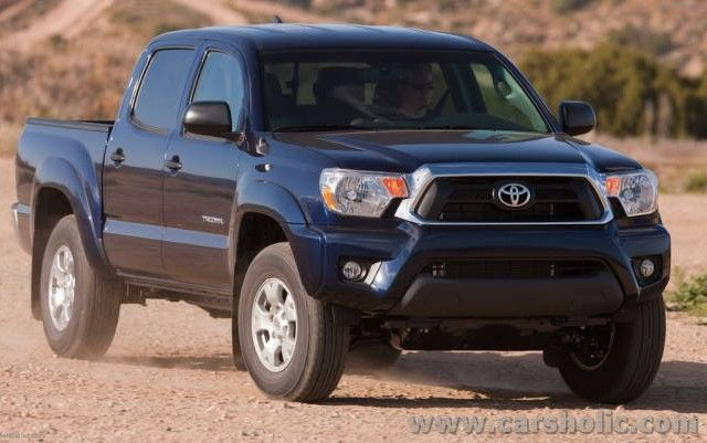 2016 Toyota Tacoma TRD Pro Series Specs and Price - http://www.carsholic.com/172/2016-toyota-tacoma-trd-pro-series-specs-and-price/