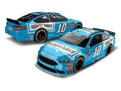Nature's Bakery Utilizes Stewart-Haas Racing Sponsorship To Shine Spotlight On Hunger-Relief Organization Feeding America #NASCAR