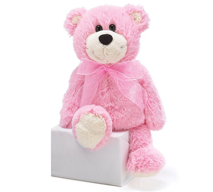 Sweethearts will be tickled pink with our super soft plush! #burtonandburton