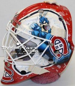 Dustin Tokarski 2013 - Montreal Canadiens 1