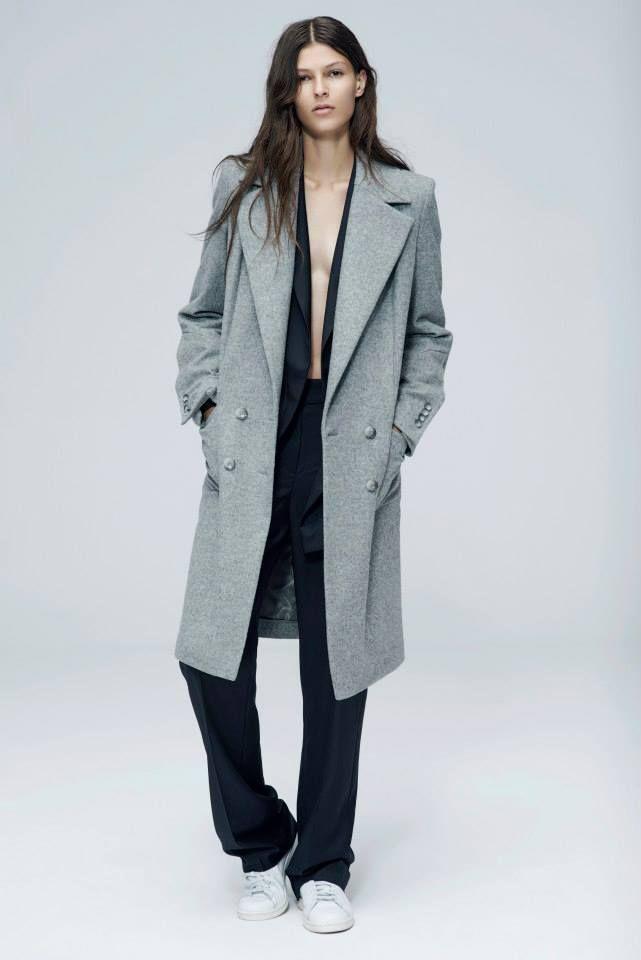 Magda Butrym płaszcz