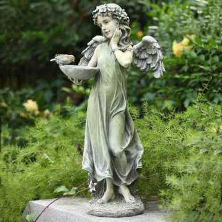 Our Angel Statues Make Divine Angel Decorations For The Home And Garden.