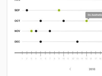 Dribbble - Calendar by Matt Bango