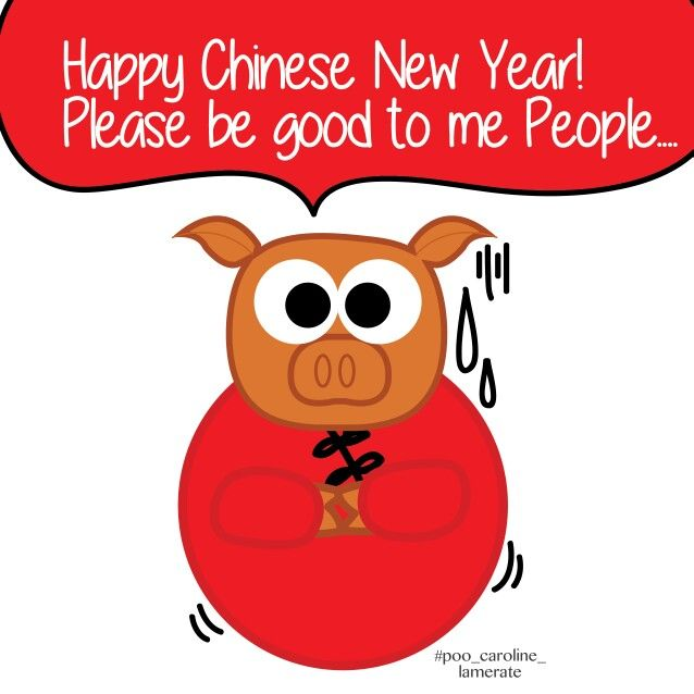 Happy Chinese New Year!!! Roast Pork always be the main-mate  #happy #happychinesenewyear #newyear #monkey #celebration #pig #pork #roastpork #dinner #like #art #drawing #artwork #artist #graphicdesign #illustrator #illustration #creative #doodles #design #cartoon #characterdesign #character #instagram #instalike #popular #food #foodinquote #foodcartoon #qqotd #cute #kawaii #poo_caroline  XoXo @poo_caroline~lameart○○~~