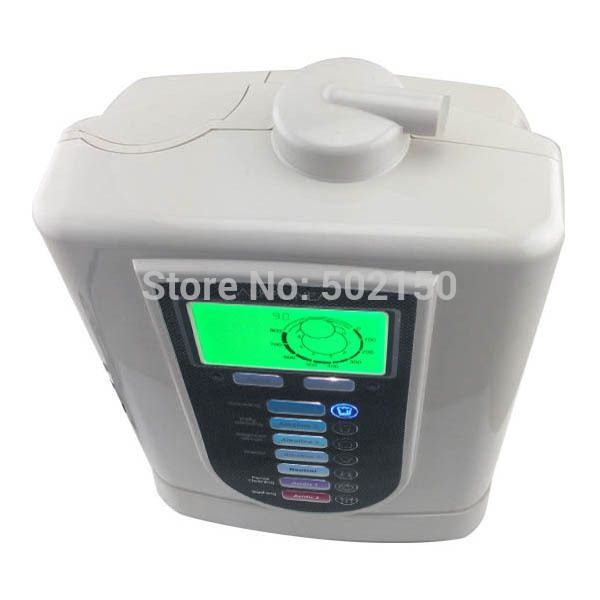 202.40$  Buy now - http://ali6n6.worldwells.pw/go.php?t=32241196878 - Top version water ionizer easy installation natural hydrogen water factory/hydrogen water maker 202.40$