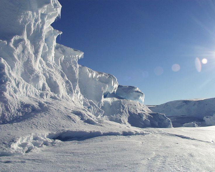 Antarktis...der eisigste Süden!