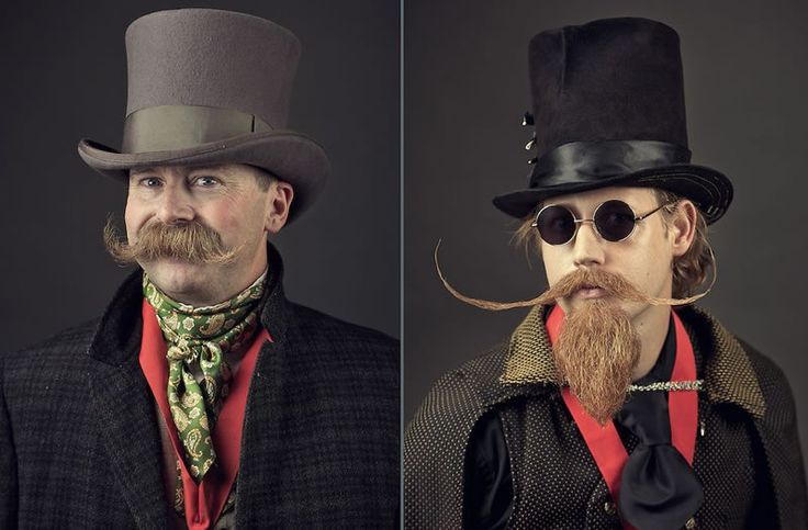 Craziest beard designs
