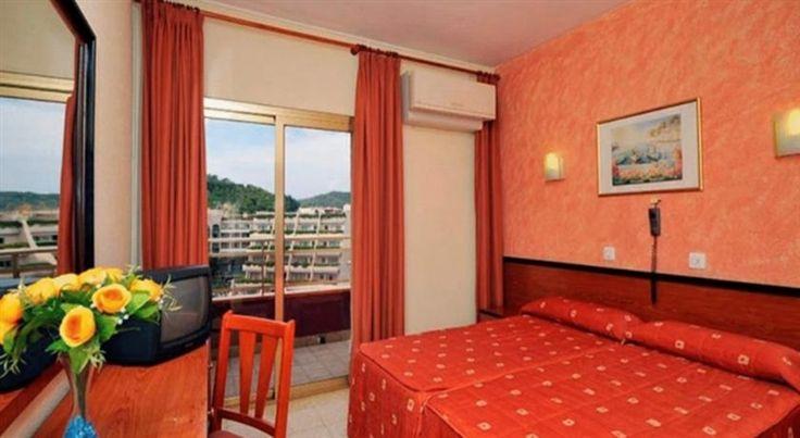 Continental Hotel, Tossa del Mar, #CostaBrava, #Spania