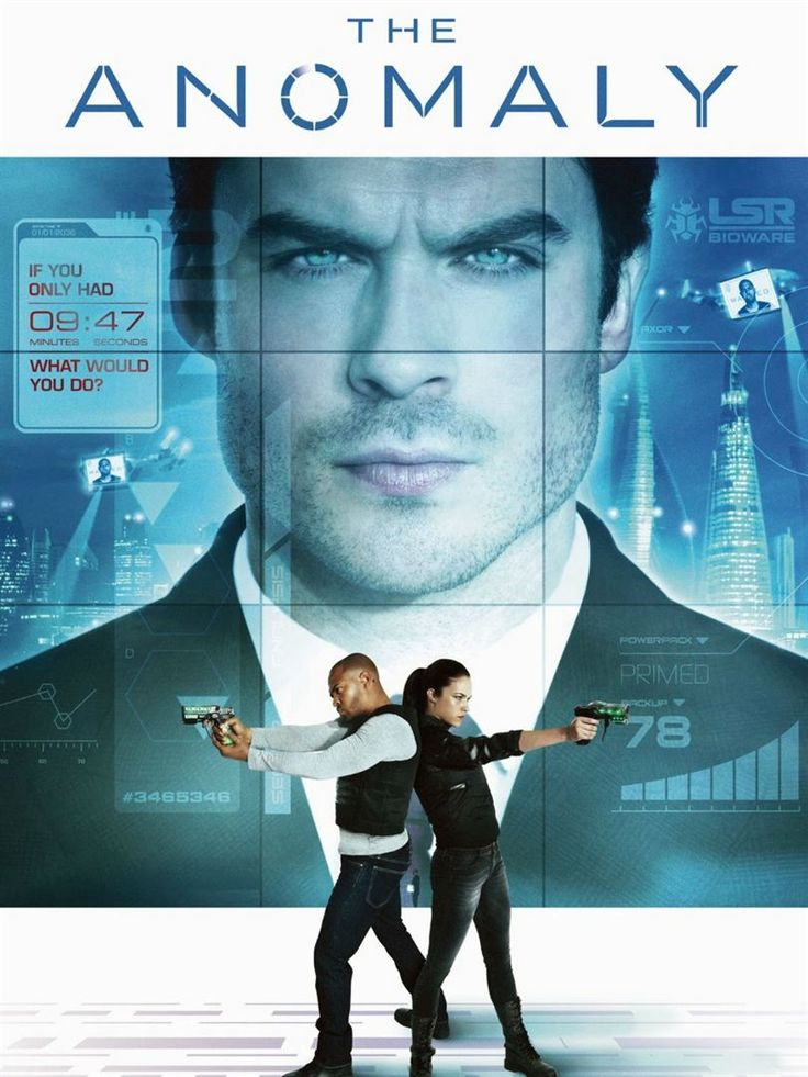 The Anomaly streaming
