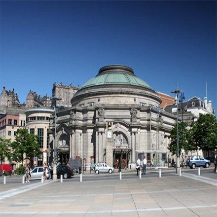 Usher Hall - Edinburgh