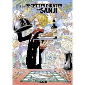 One PieceOne Piece - Les recettes pirates de Sanji