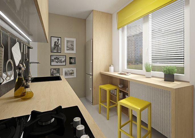 panelakova kuchyne rekonstrukce - Hledat Googlem