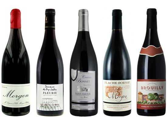 Wines to drink with Christmas ham More than Nouveau : Cru Beaujolais to try