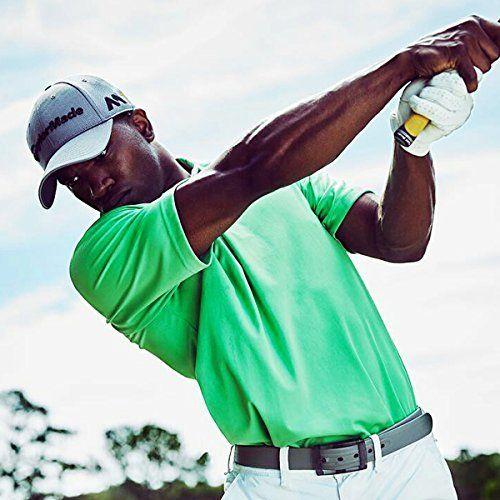 AKTIVX SPORT – Ceinture De Golf – Élue Cadeau De Golf N°1 En 2016 – Vêtements Et Accessoires De Golf De Qualité Pour Golfeurs Hommes Et…