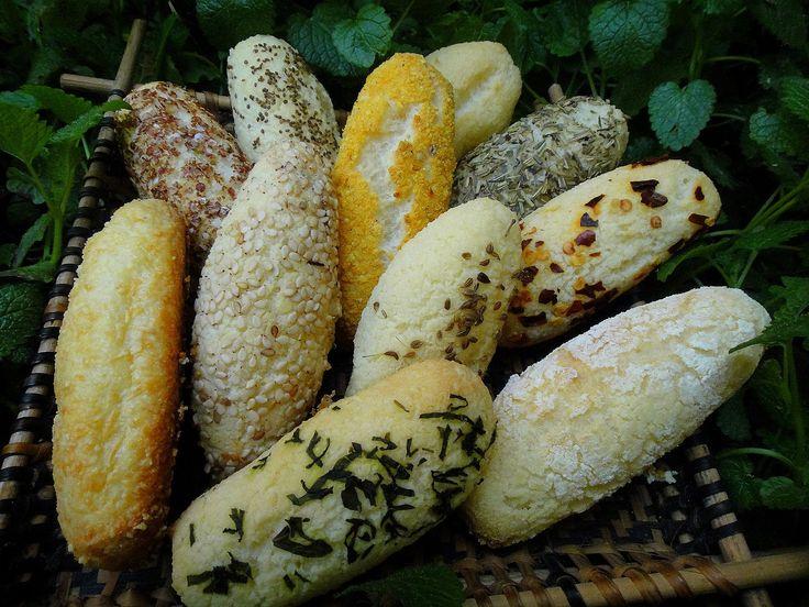 come-se: Pãozinho de tapioca. Ou quinta sem trigo 35